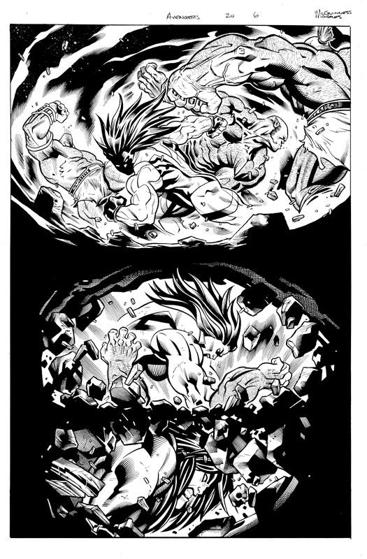 Avengers #20 pg 6