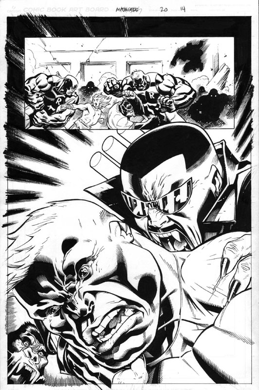 Avengers #20 pg14