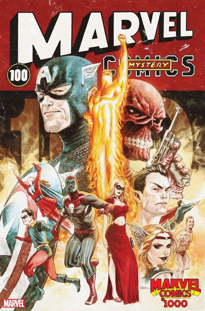 Marvel # 1000