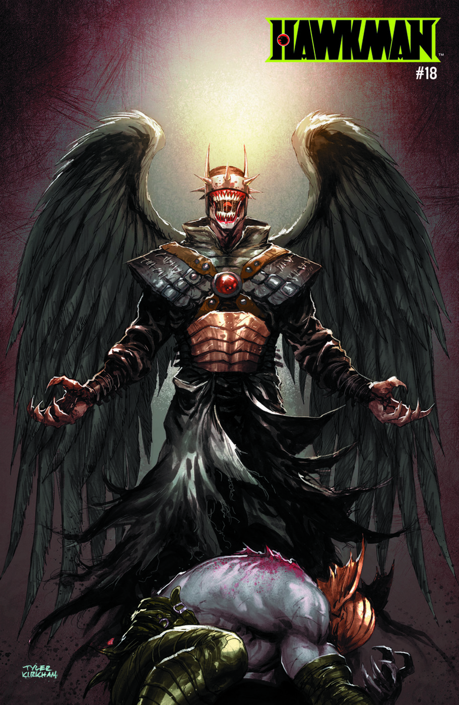Hawkman: Year of the Villan #18 Cover B