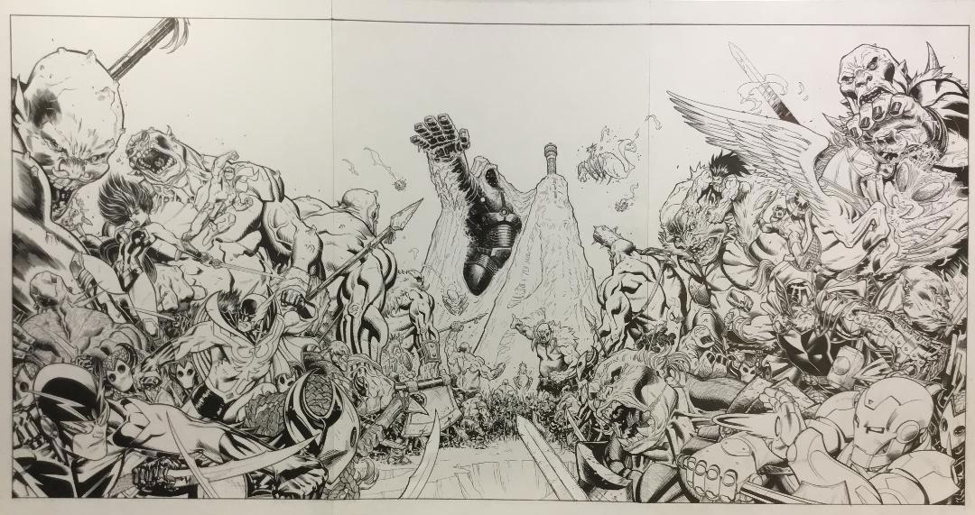 Avengers # 18, 19, & 20