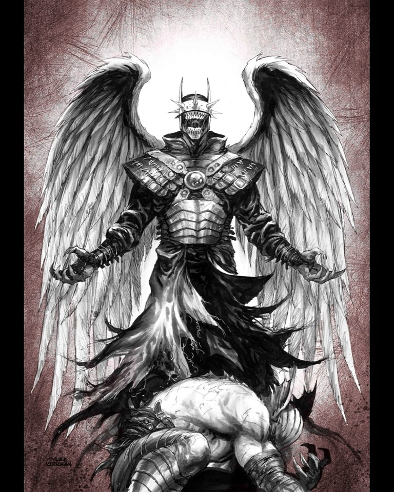 Hawkman: Year of the Villan #18 Cover B
