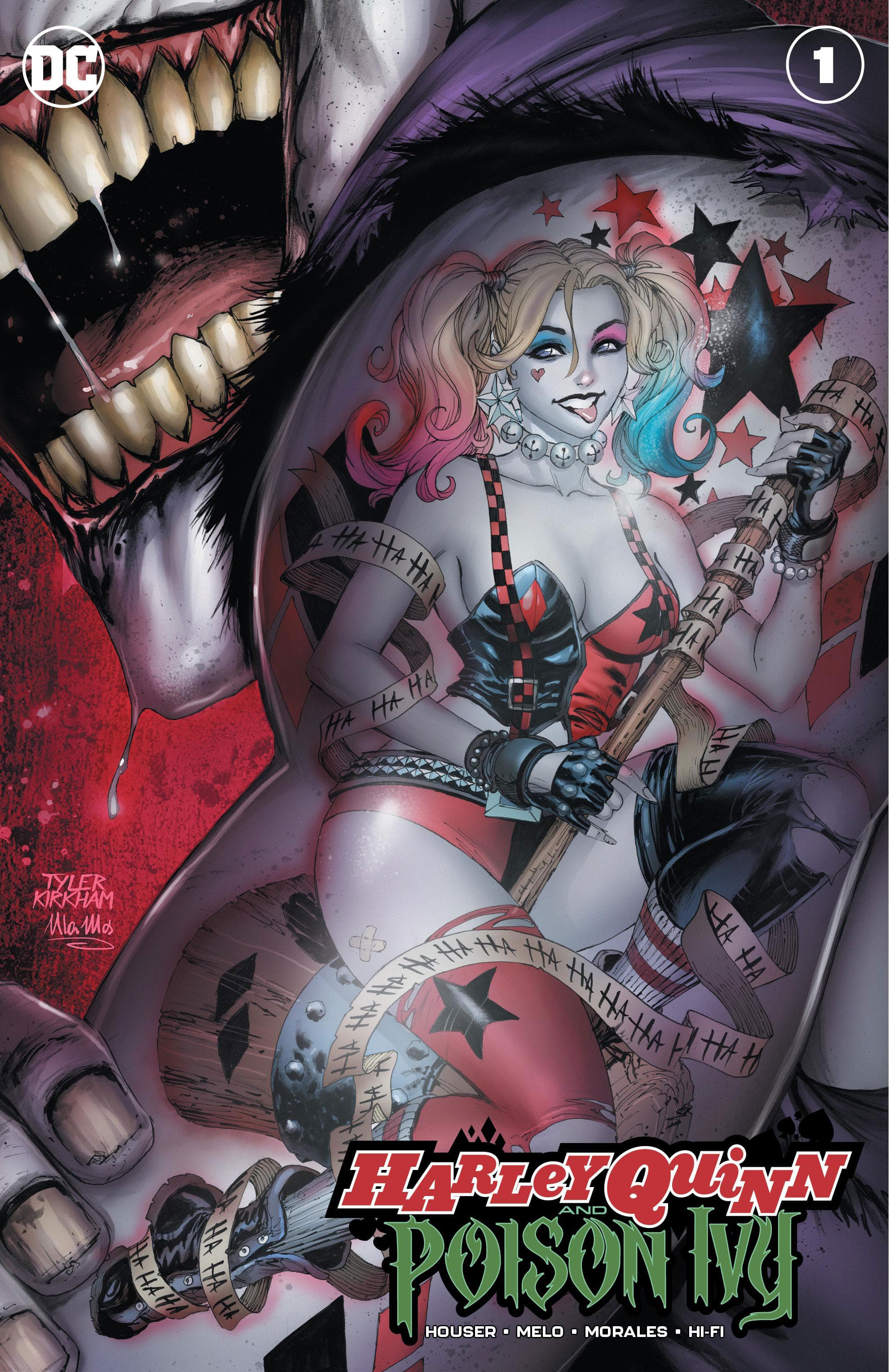 Harley Poison Ivy # 1