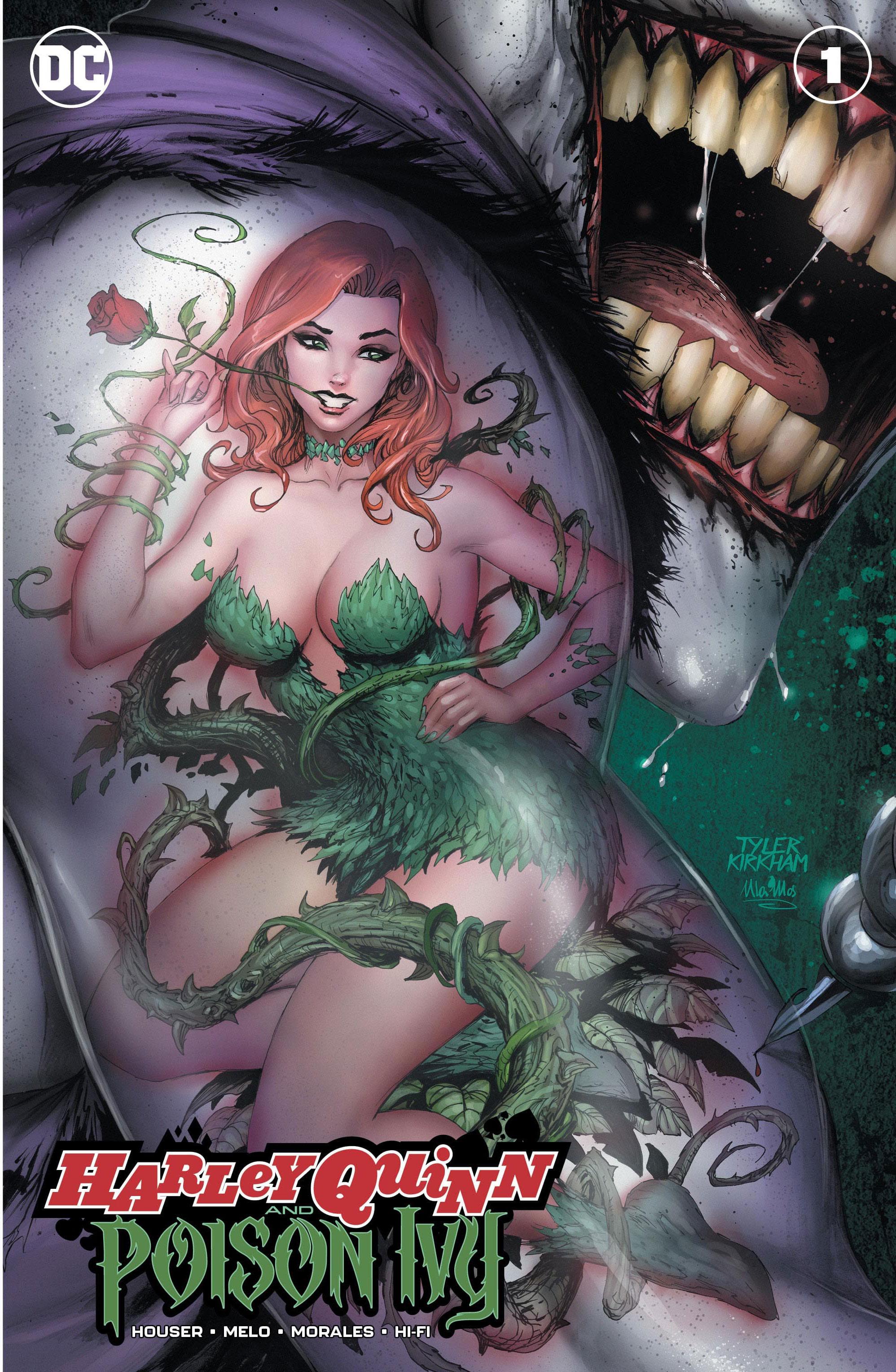 Harley Poison Ivy # 1B