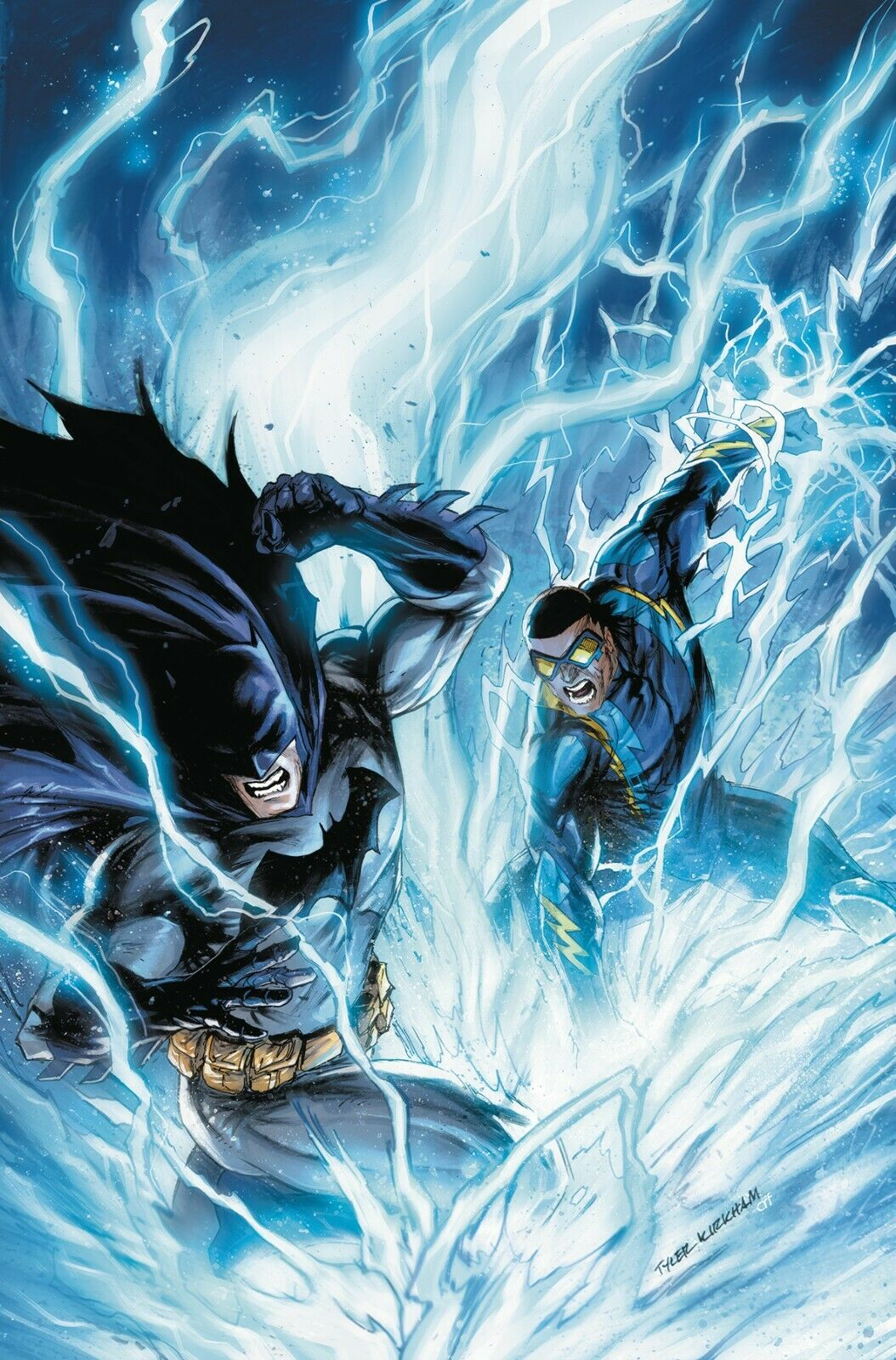 Batman & the Outsiders # 9