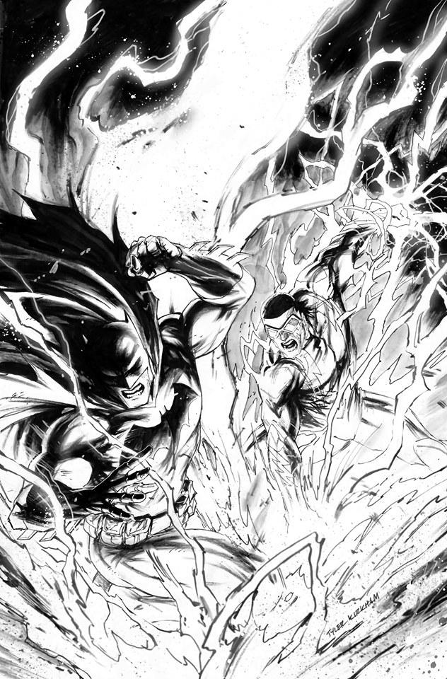 Batman & the Outsiders # 9
