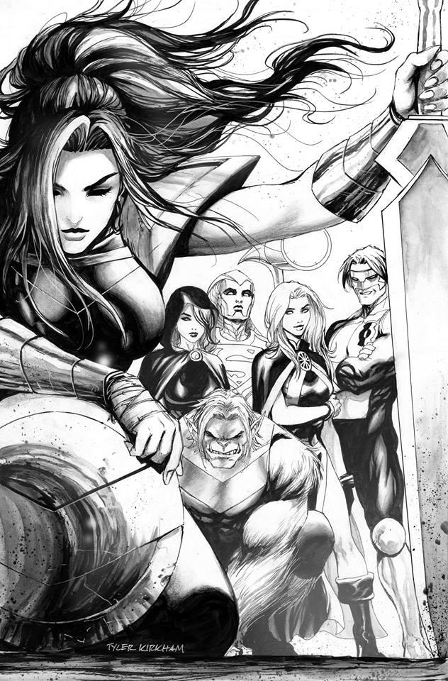 Teen Titans #33