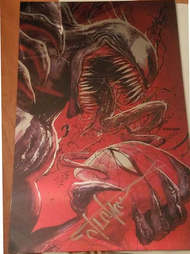 Venom 18 Metallic Variant
