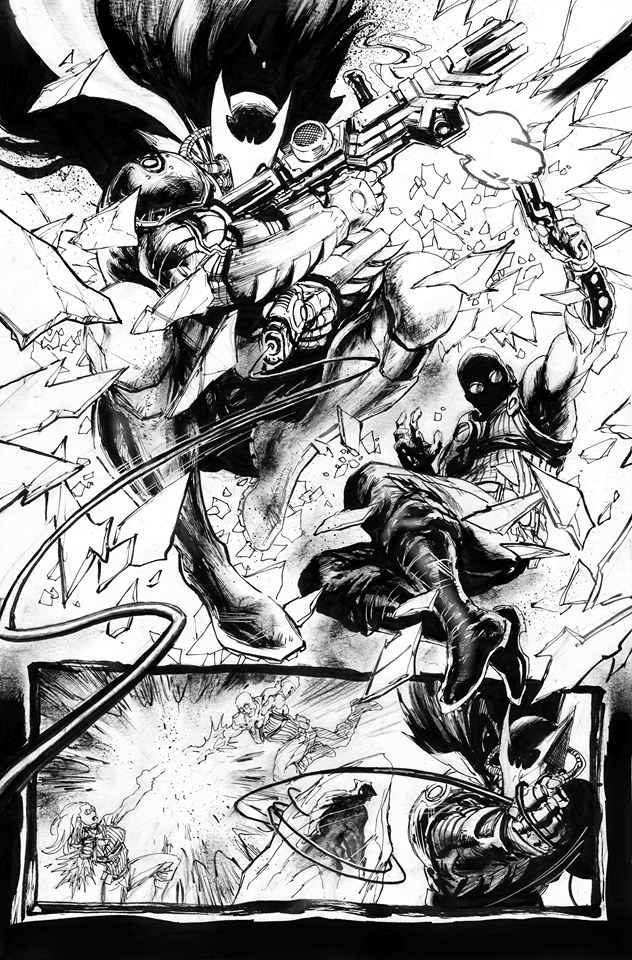 Detective  Comics #1016 pg 8