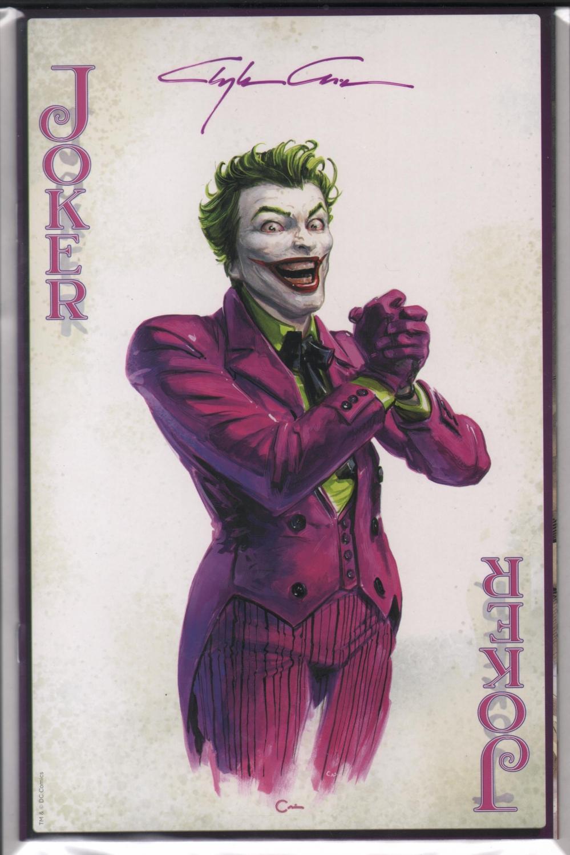 Joker:Year of the Villian #1 RICC
