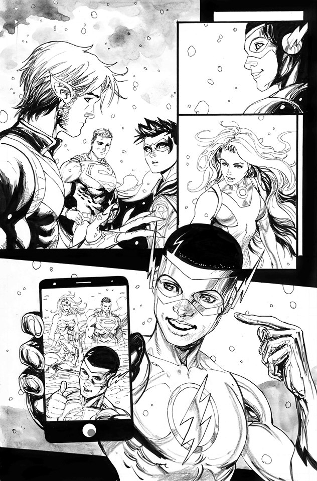 Super Sons #12 pg 8
