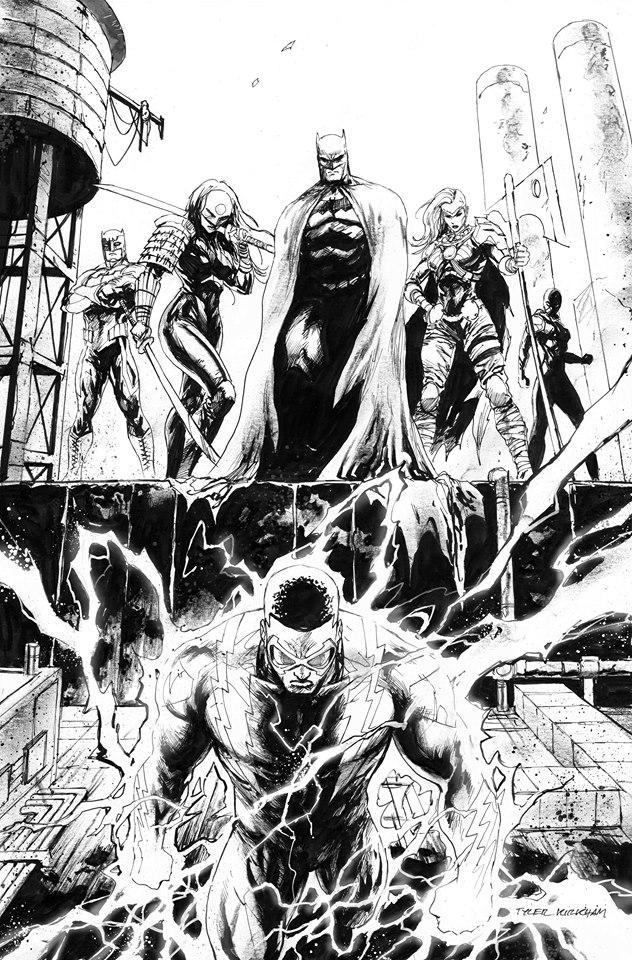 Batman & the Outsiders #11