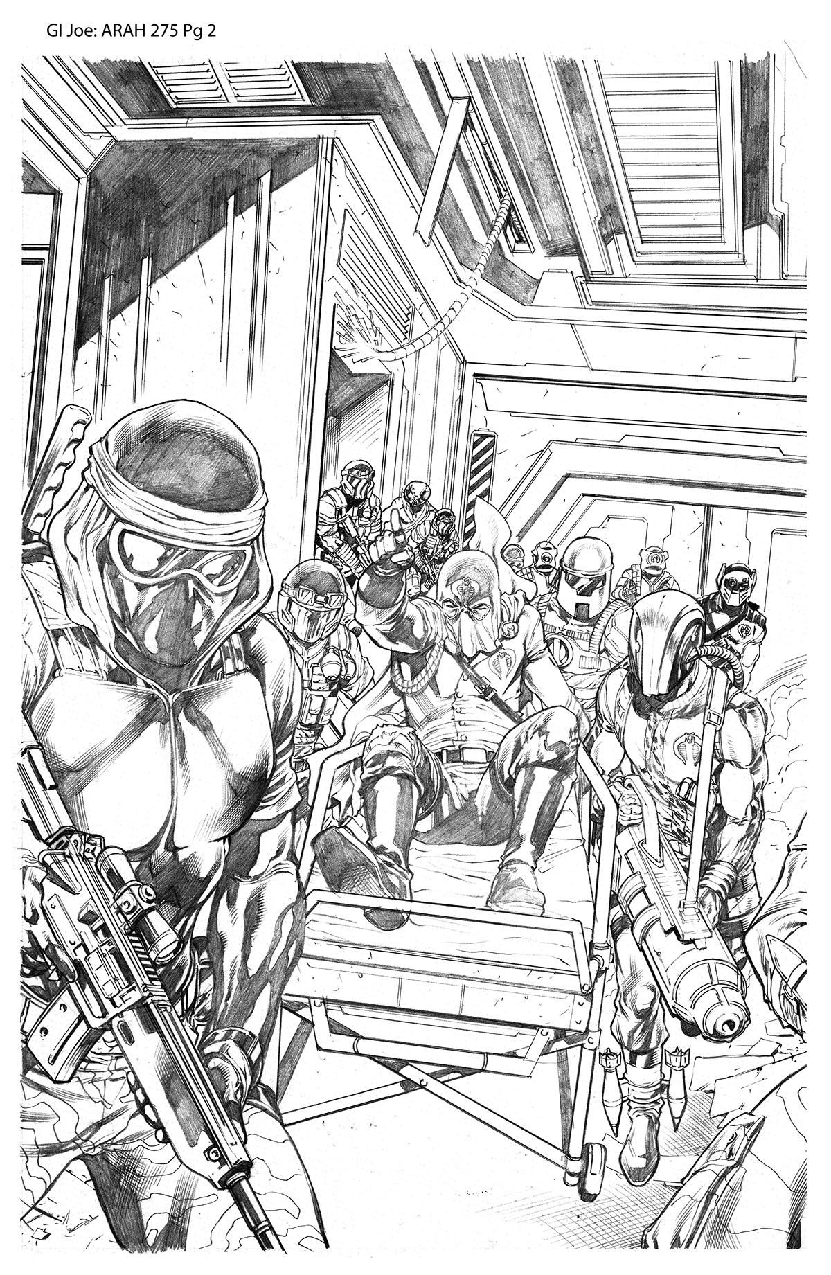 GI JOE #275 pg 2