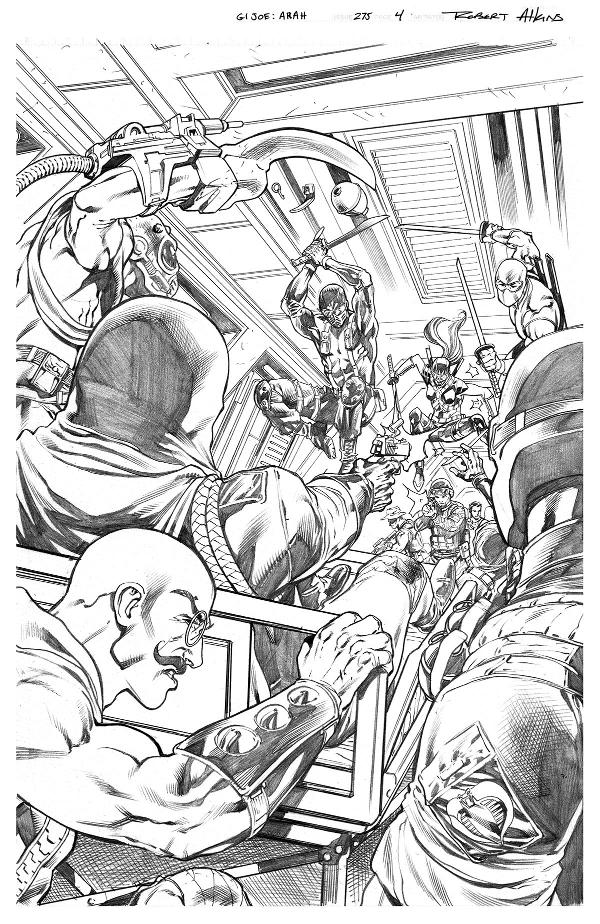 GI JOE #275 pg 4