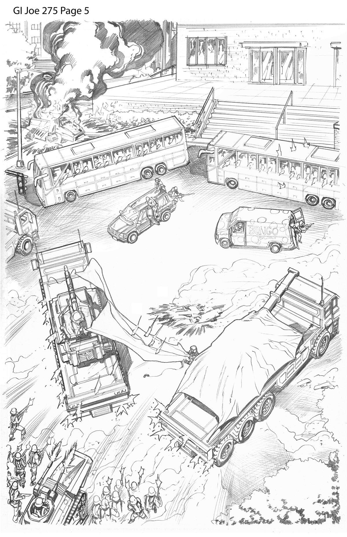 GI JOE #275 pg 5