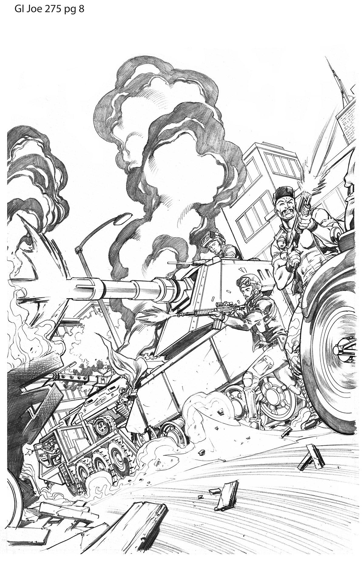 GI JOE #275 pg 8