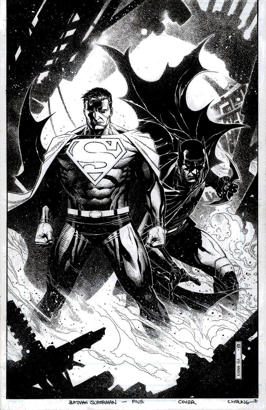 Batman Superman # 5