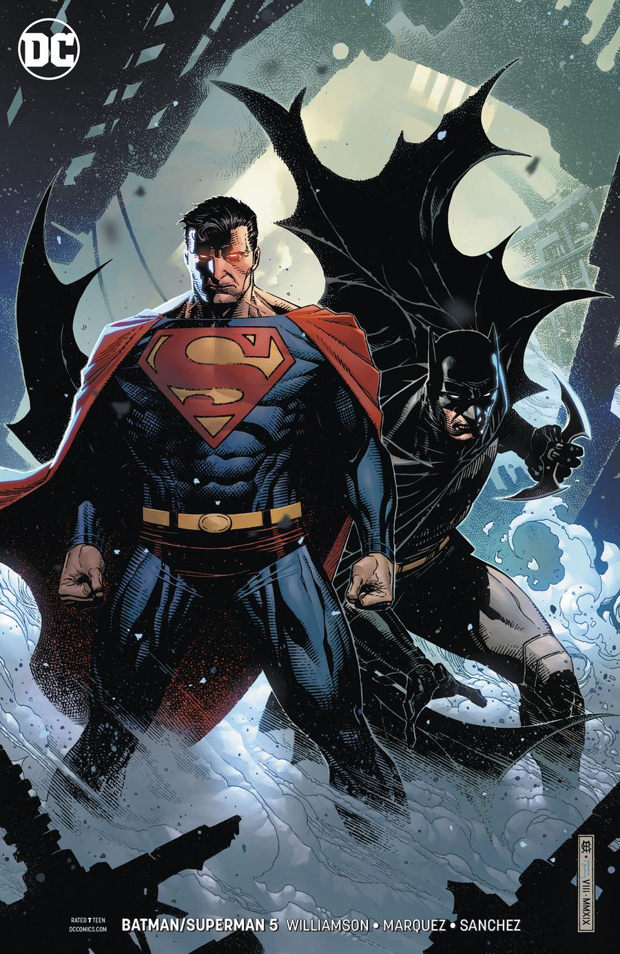 Batman Superman # 5