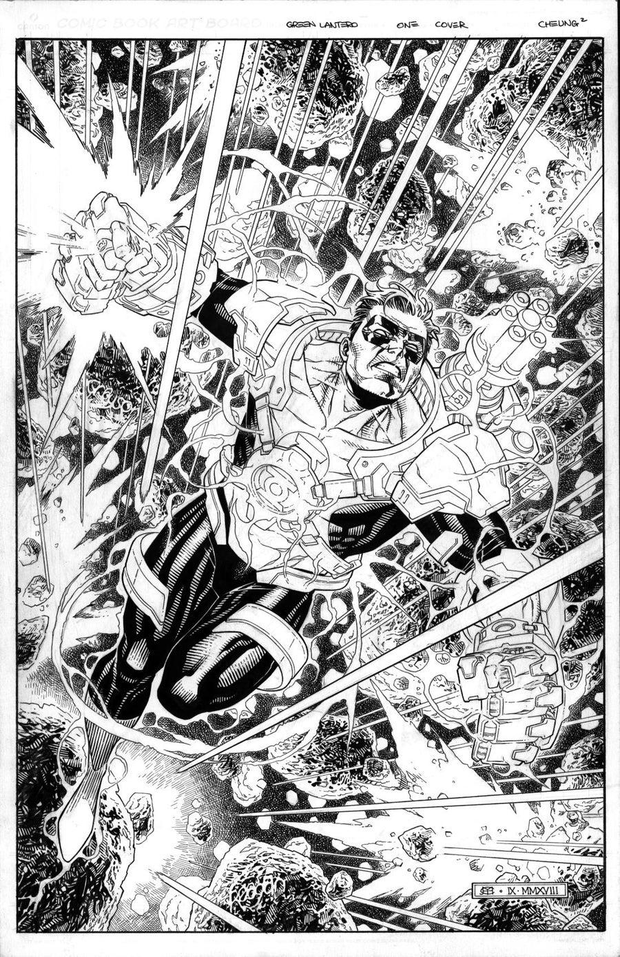 Green Lantern # 1