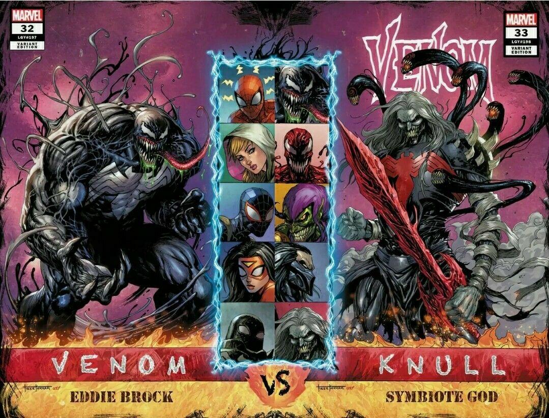 Venom 32 & 33