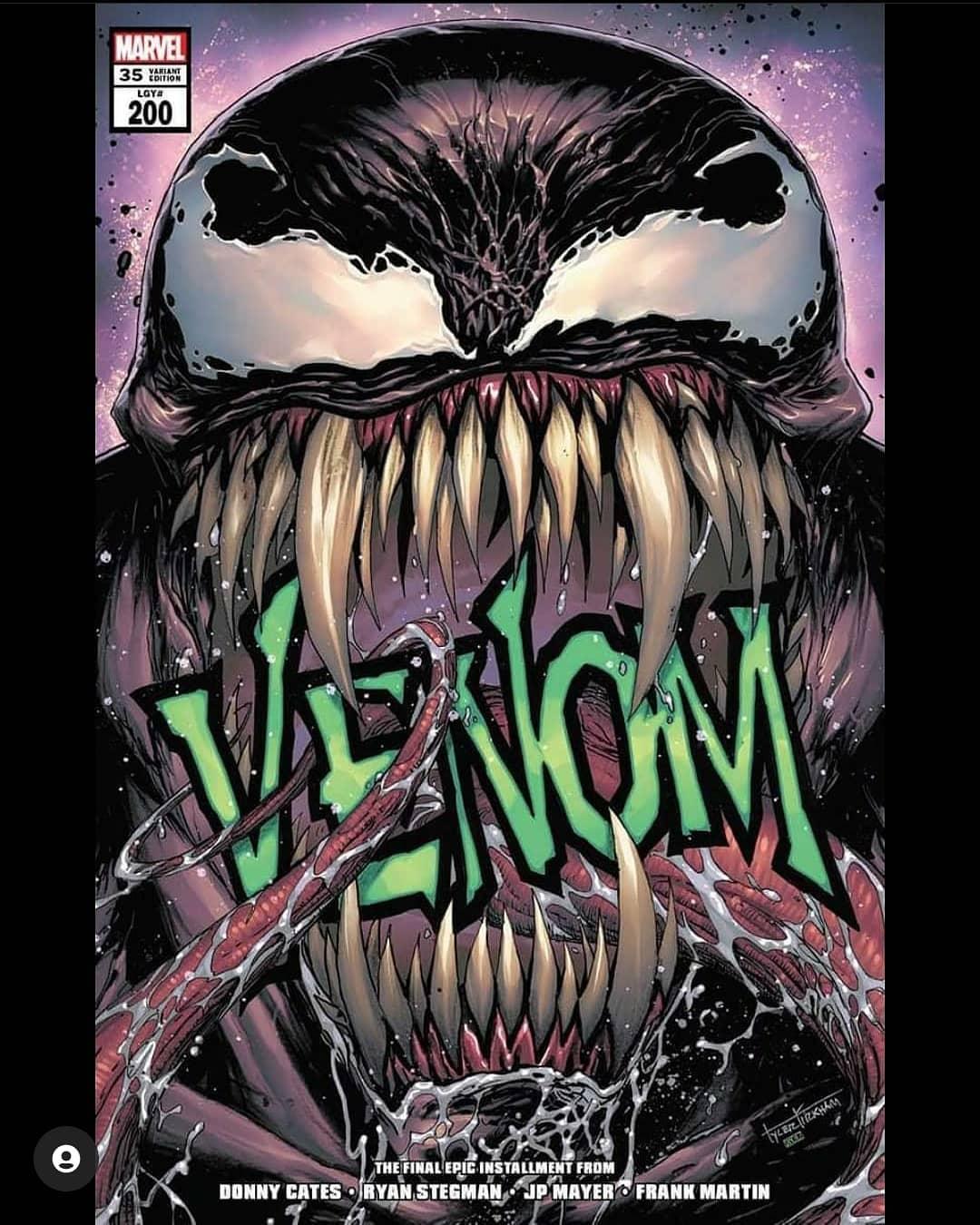 Venom #200 & #35