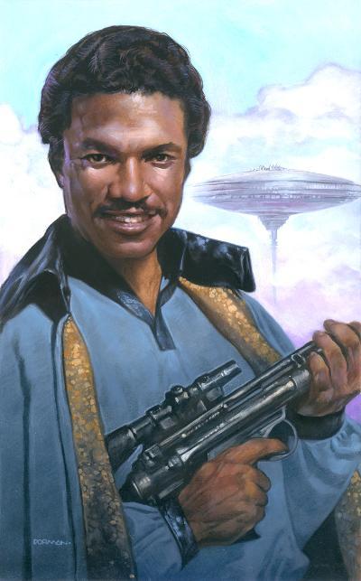 Lando Calrissan